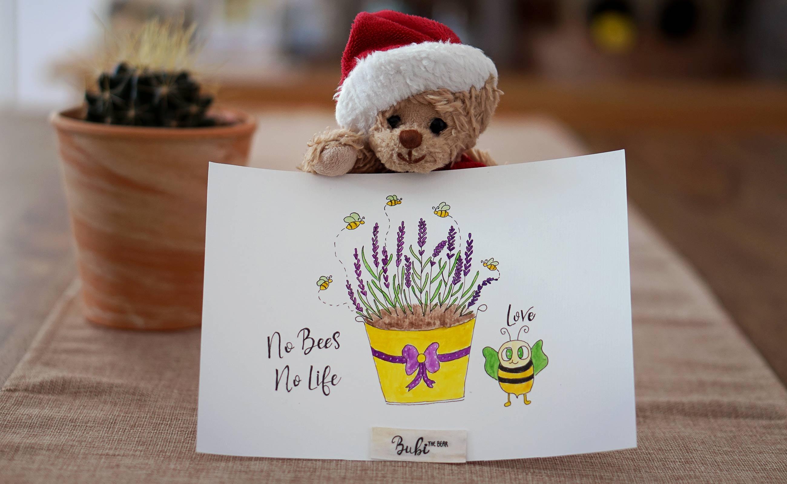 No Bees. No Life