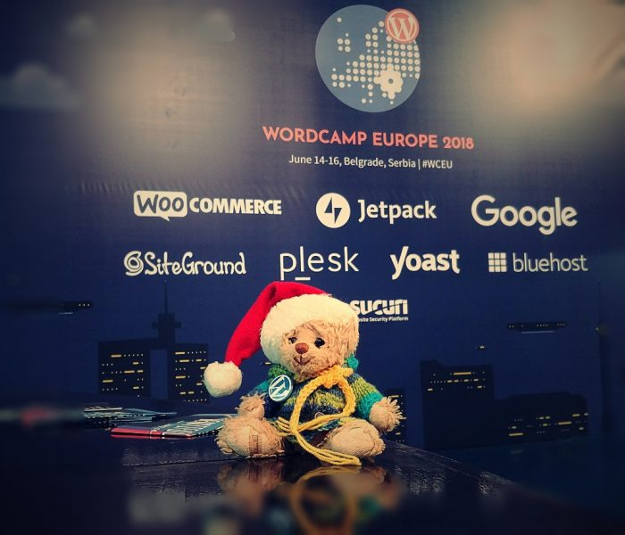 WordCamp Europe 2018 Belgrad