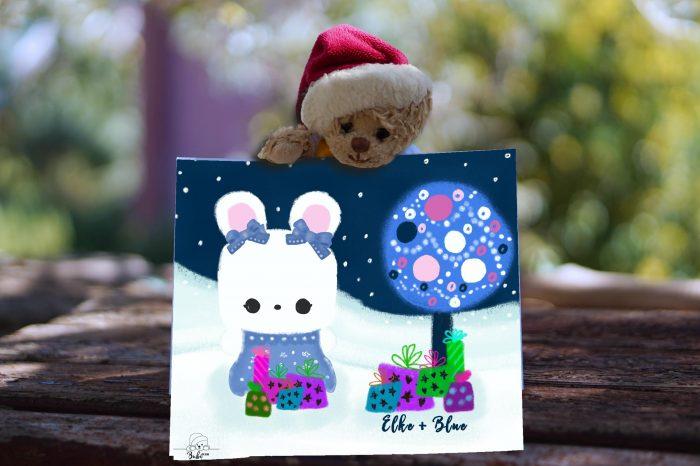 Holidays Illustration