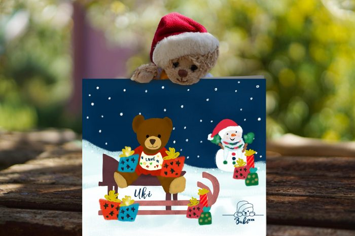 Winter Wonderland Illustration